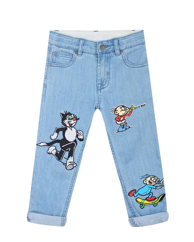 Купить Брюки джинсовые Stella McCartney