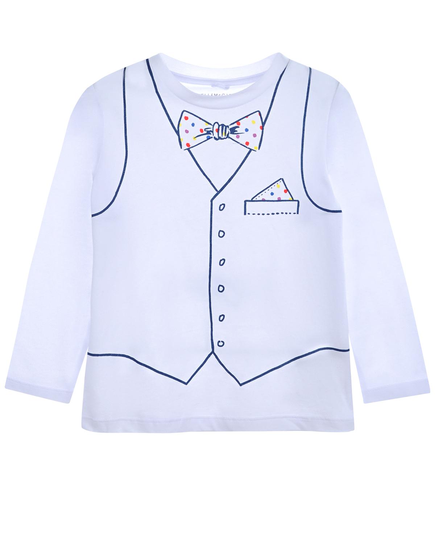 футболка stella mccartney для мальчика
