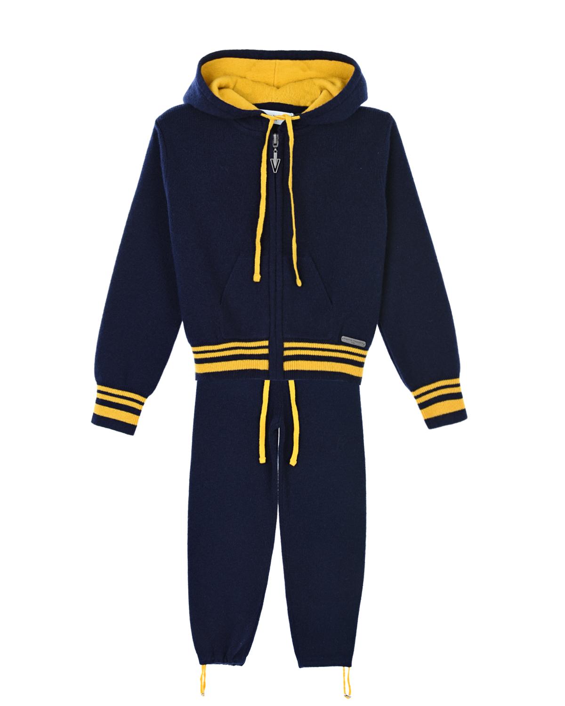 Купить Спортивный костюм из шерсти и кашемира, Yudashkin Kids
