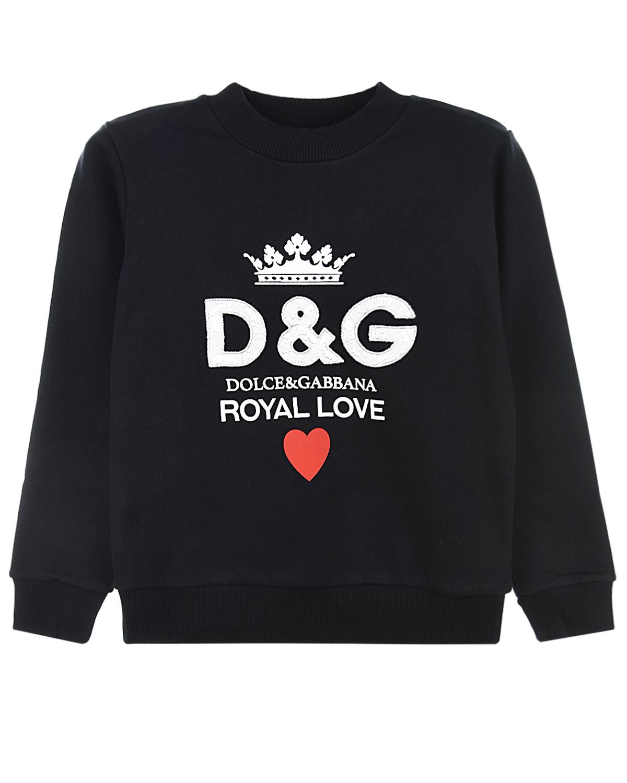 Купить Толстовка с принтом, Dolce&Gabbana