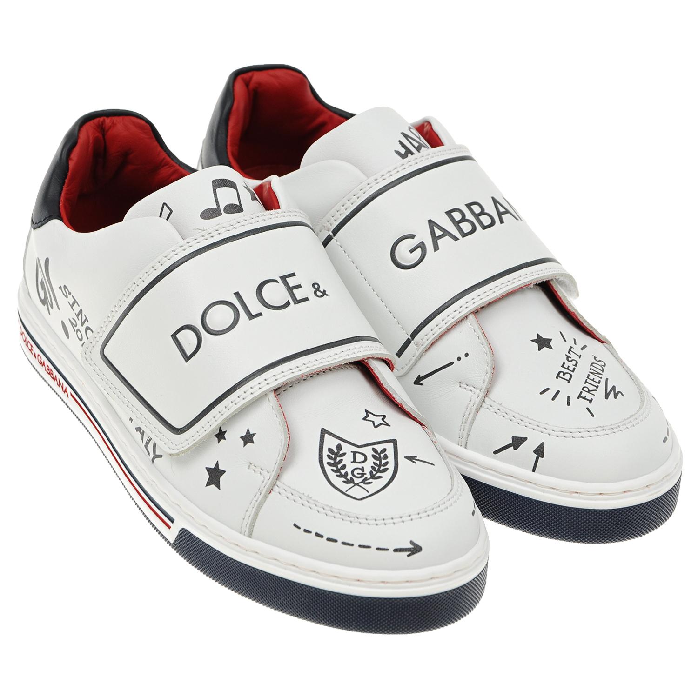 Кеды Dolce&Gabbana детские фото