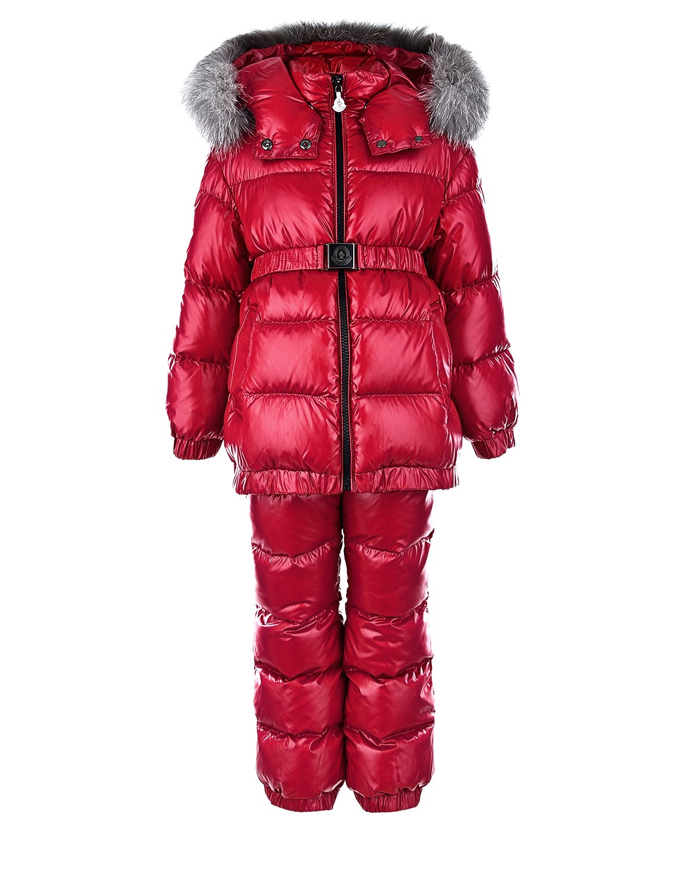 куртка moncler для девочки