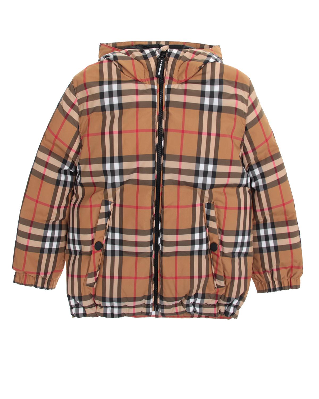 Купить Куртка в клетку Vintage Check, Burberry