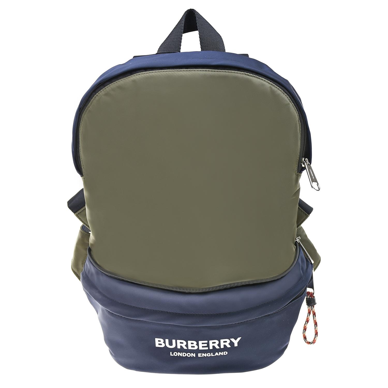 Рюкзак-трансформер с логотипом 29х39х10 см Burberry детский фото