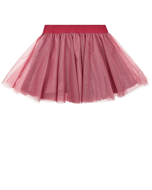 Розовая юбка-пачка Aletta детская фото