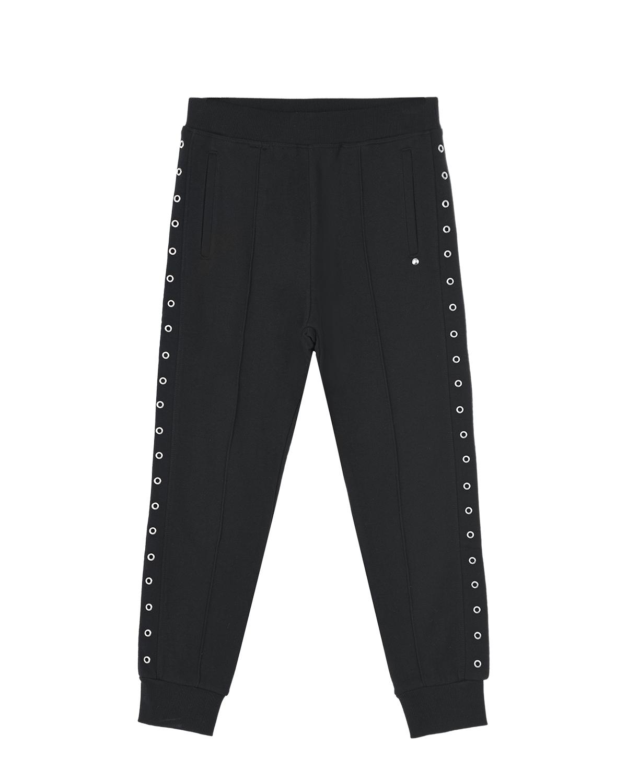 Купить Спортивные брюки из хлопка Diesel детские, Черный, 100%хлопок