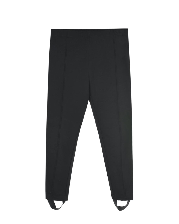 Купить Черные брюки с лампасами Ermanno Scervino