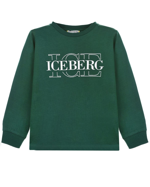 толстовка ice iceberg для мальчика
