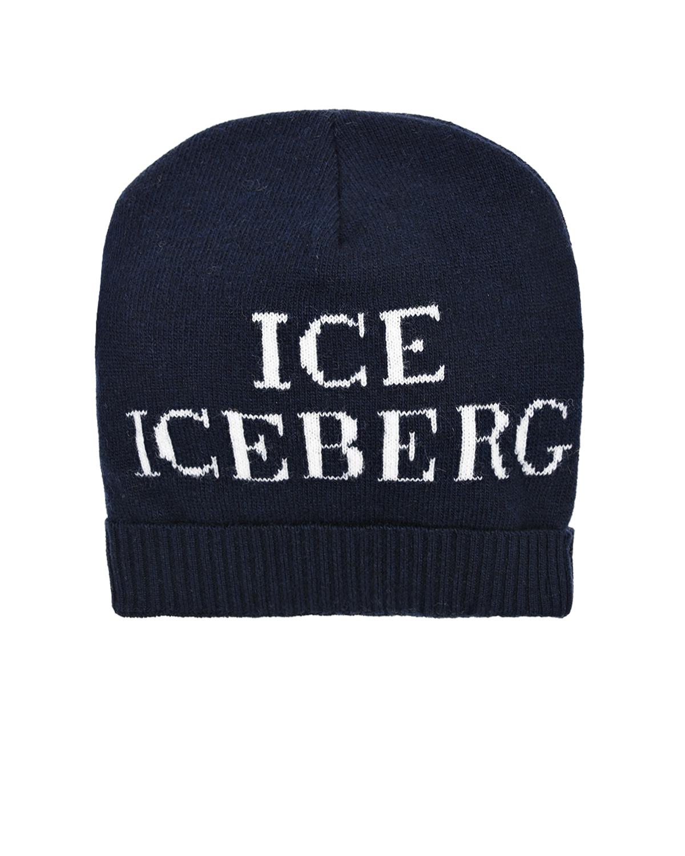 шапка ice iceberg для девочки
