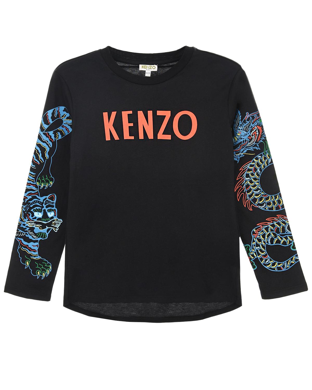 толстовка kenzo для мальчика