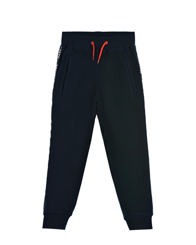 спортивные брюки little marc jacobs для мальчика