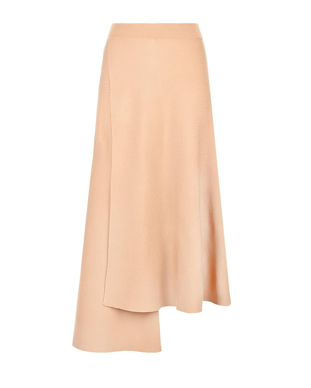 Купить Асимметричная юбка из шерсти MRZ