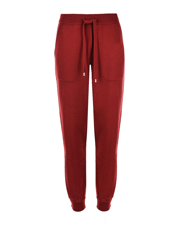 Красные брюки-джоггеры MRZ фото