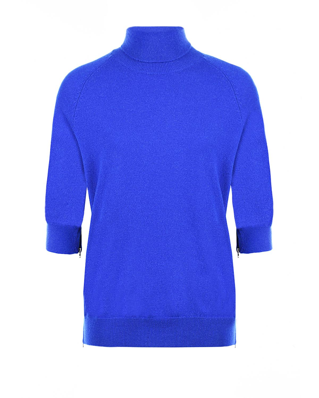 Водолазка из шерсти и кашемира MRZ, Синий, 70%шерсть+30%кашемир  - купить со скидкой