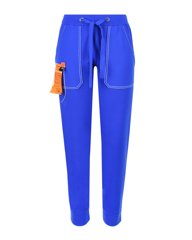 Трикотажные брюки-джоггеры MRZ фото