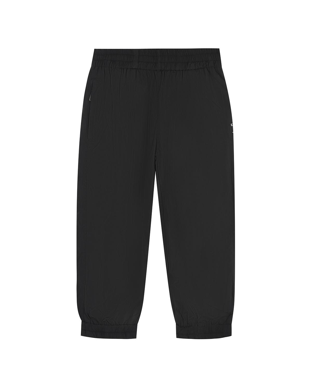 Купить Черные спортивные брюки Molo детские, Черный, 100%полиэстер