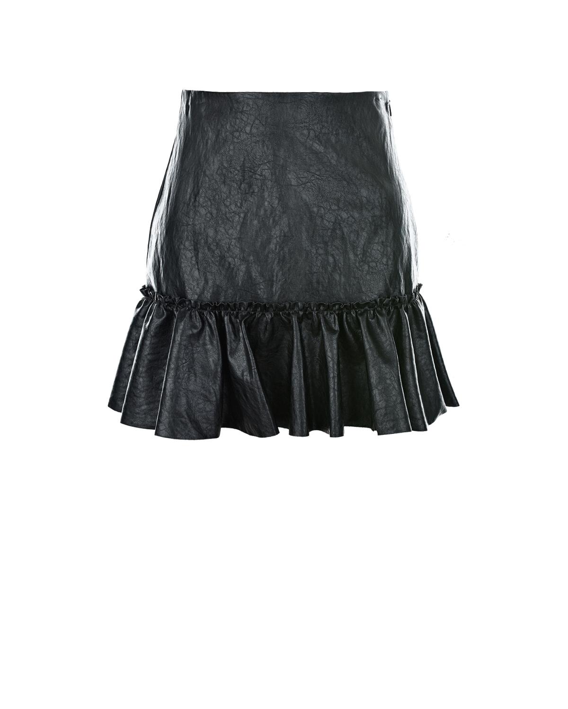 Мини-юбка с воланом Philosophy детские фото