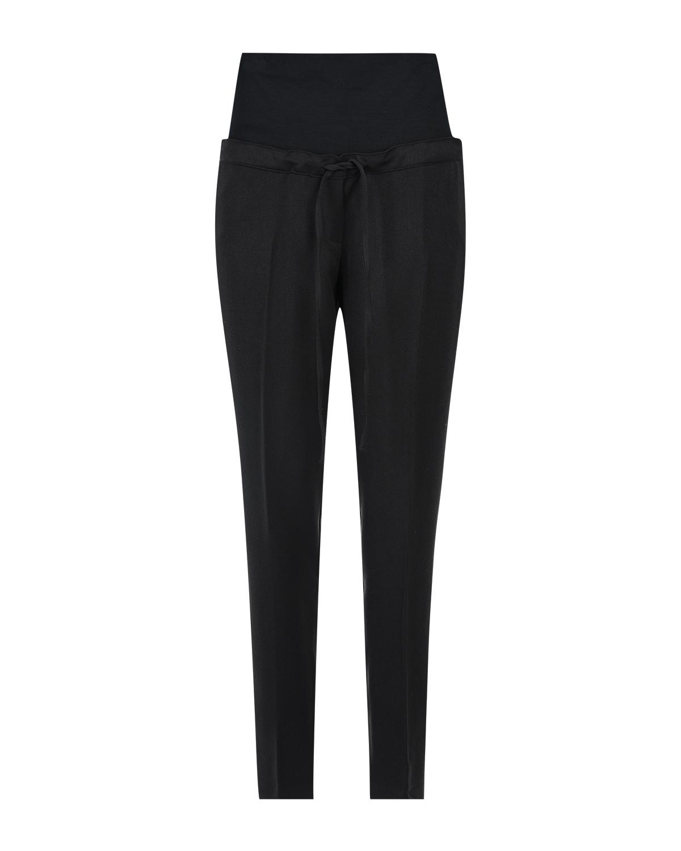 Черные спортивные брюки для беременных Chester Pietro Brunelli фото