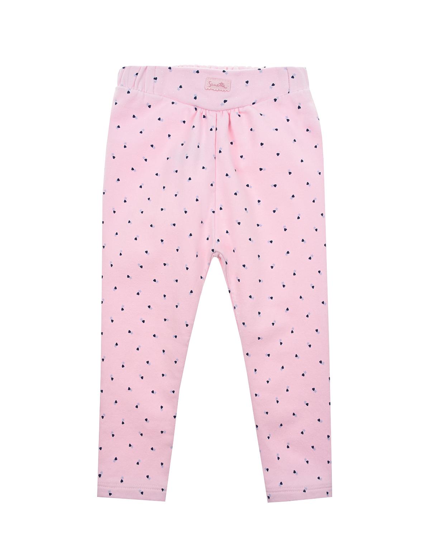 Купить Розовые брюки на резинке Sanetta fiftyseven