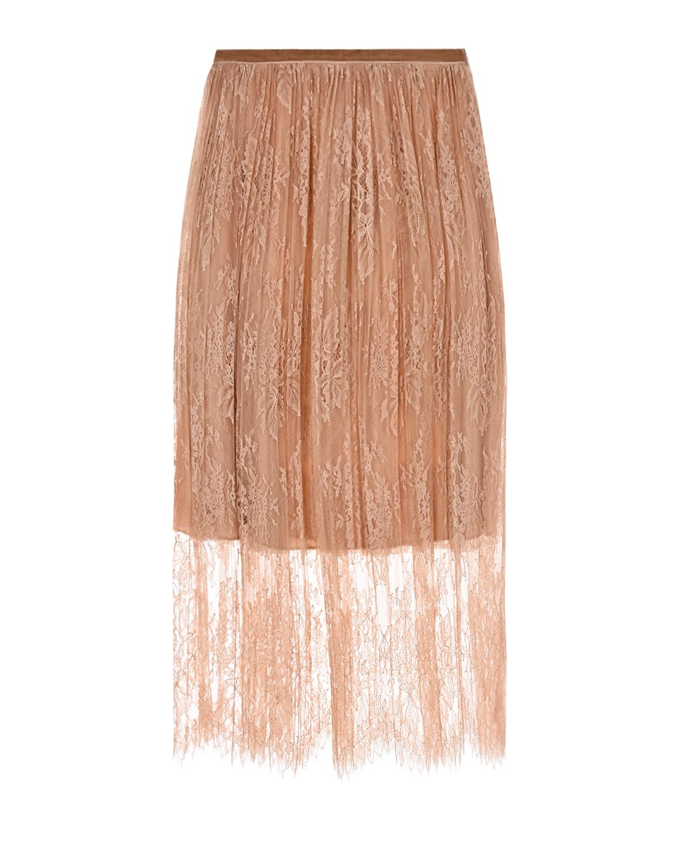 Кружевная юбка Vivetta фото