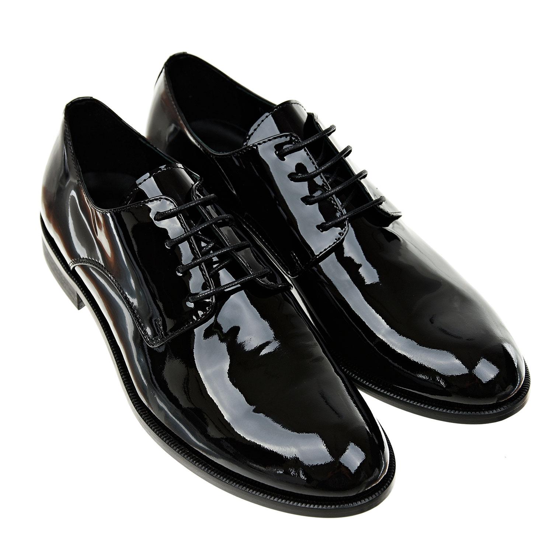 Лакированные туфли на шнуровке Dior детские