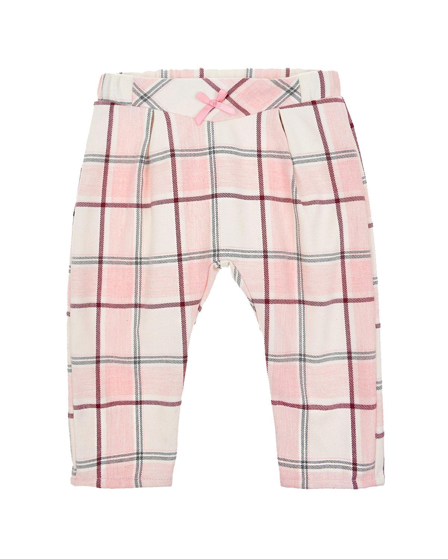 Купить Хлопковые брюки в клетку Sanetta fiftyseven