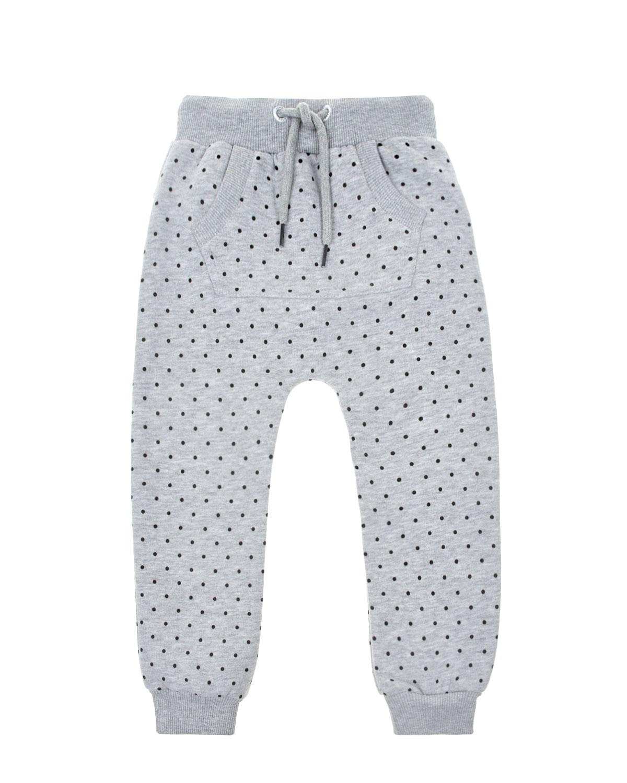 Купить Брюки спортивные Diavolo Pants Dot Stop Zombie Dash детские, Серый, 90%хлопок+10%полиэстер