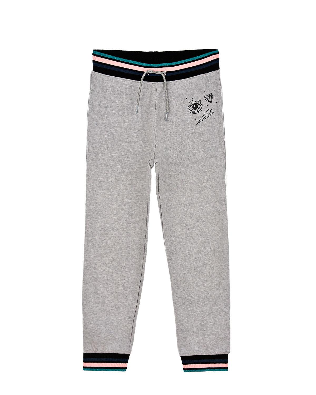 спортивные брюки kenzo для девочки