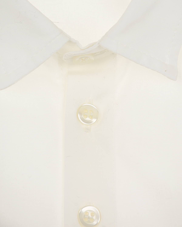 Белая базовая рубашка Aletta детская