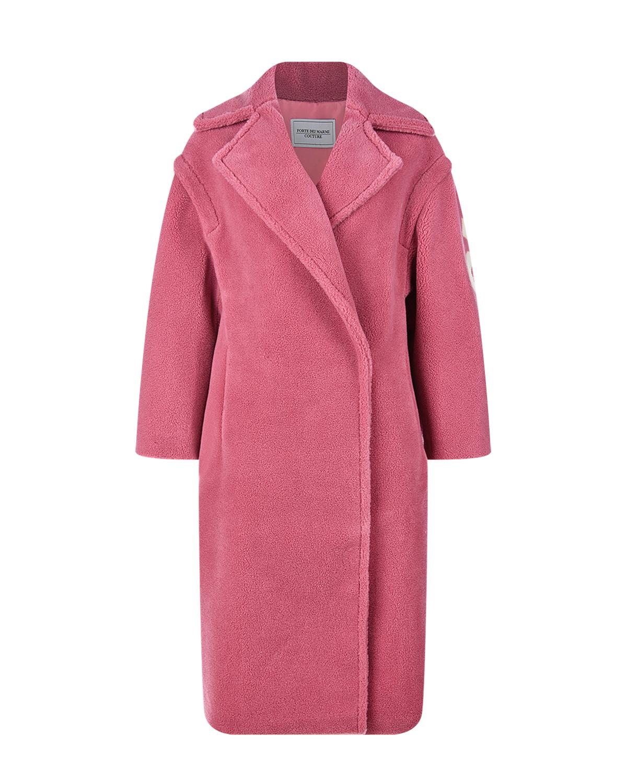 Длинное пальто oversize Forte dei Marmi Couture.