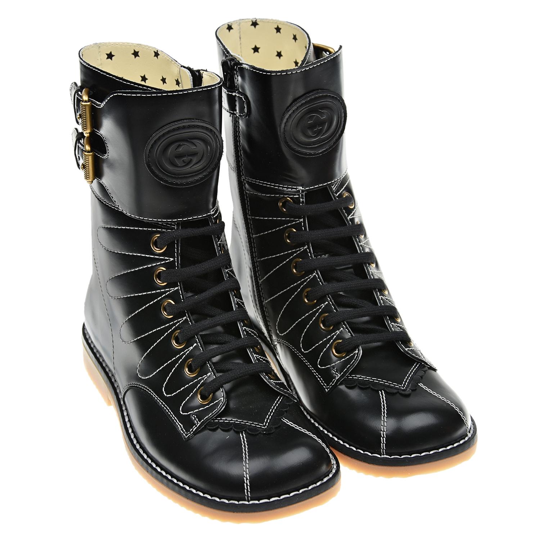 ботинки gucci для девочки