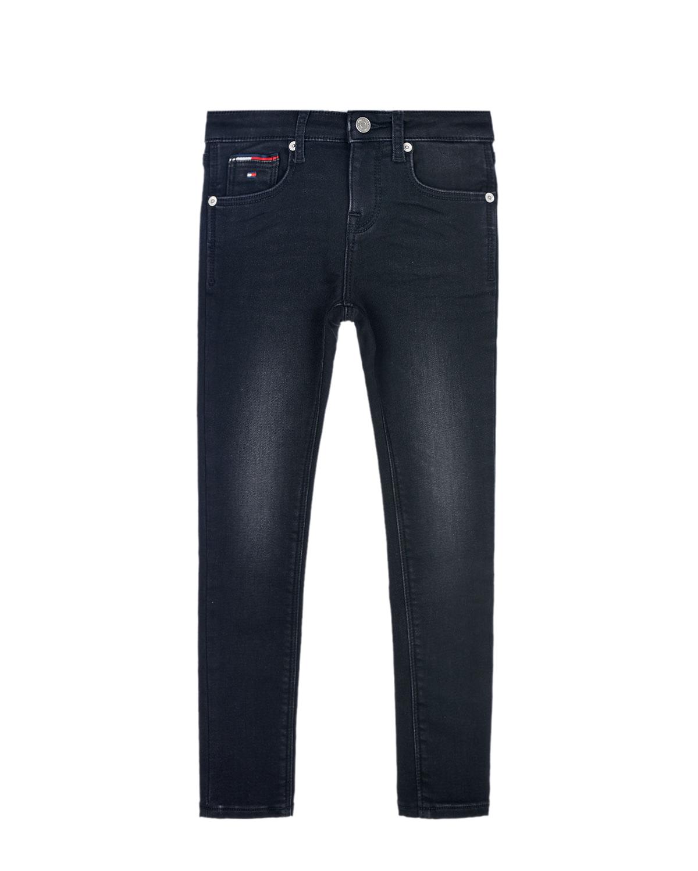 джинсы скинни tommy hilfiger для девочки