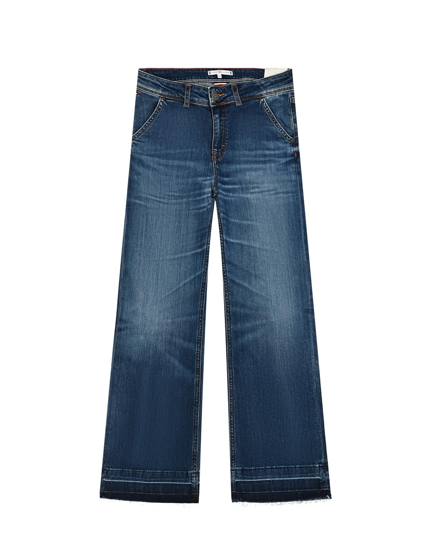 джинсы tommy hilfiger для девочки