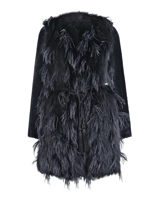 женское длинные пальто blancha