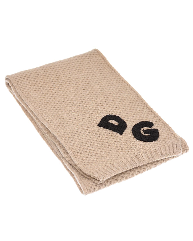 шерстяные шарф dolce & gabbana для девочки