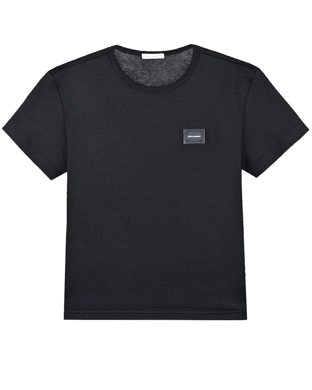 футболка dolce & gabbana для мальчика