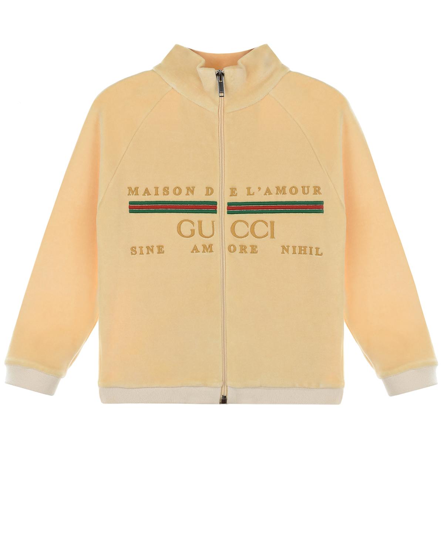 спортивные куртка gucci для девочки