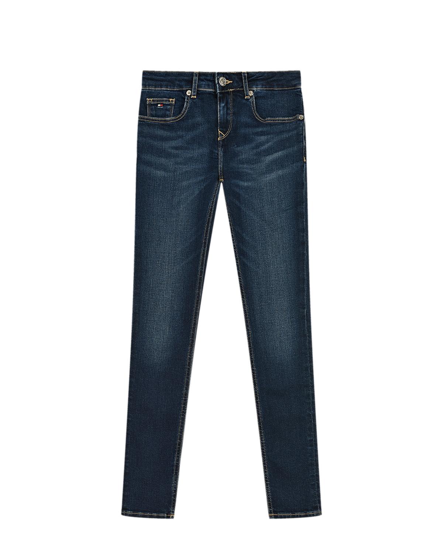 джинсы скинни tommy hilfiger для мальчика