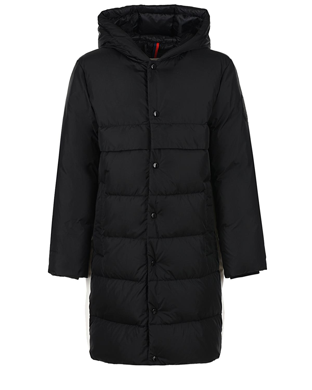 пальто с капюшоном moncler для мальчика