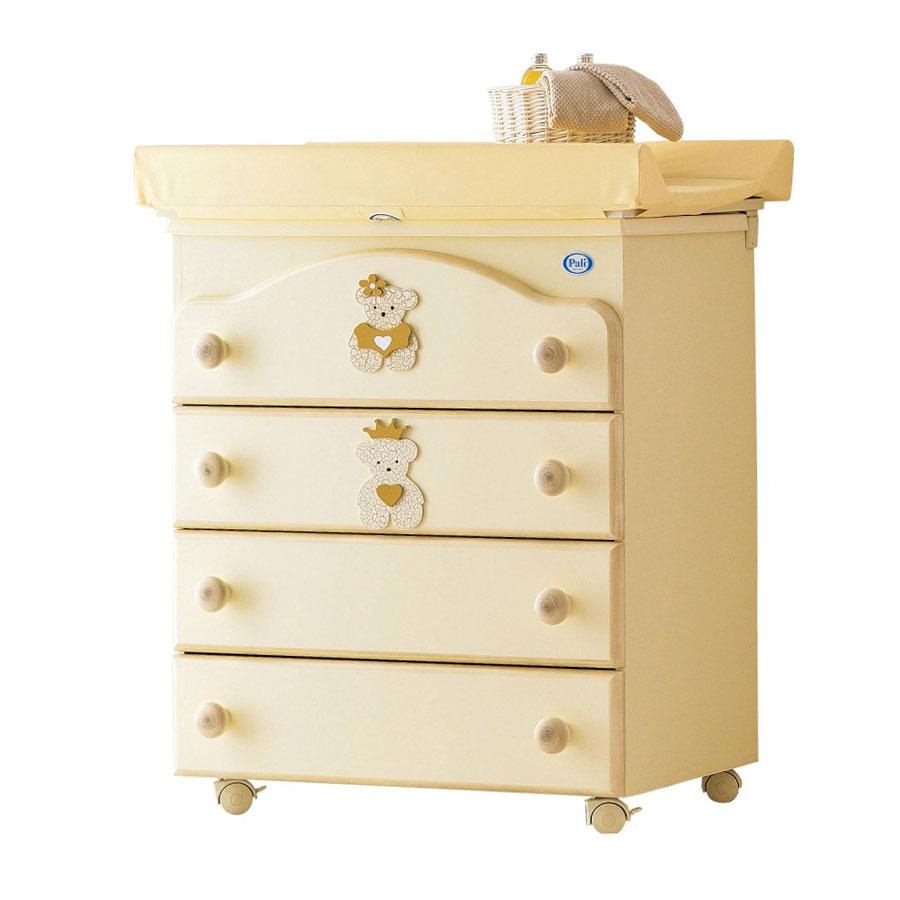 Стол для пеленания Pali Caprice RoyalКомоды, Столы для пеленания<br><br>