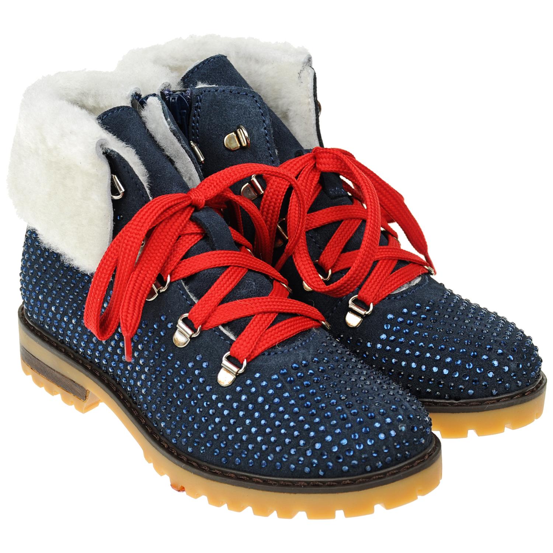 Ботинки MonnalisaБотинки, полусапоги зимние<br><br>