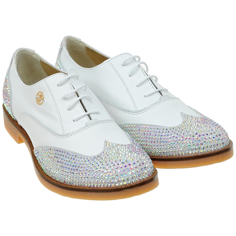 Низкие ботинки на шнуровкеБотинки, сапоги демисезонные<br><br>