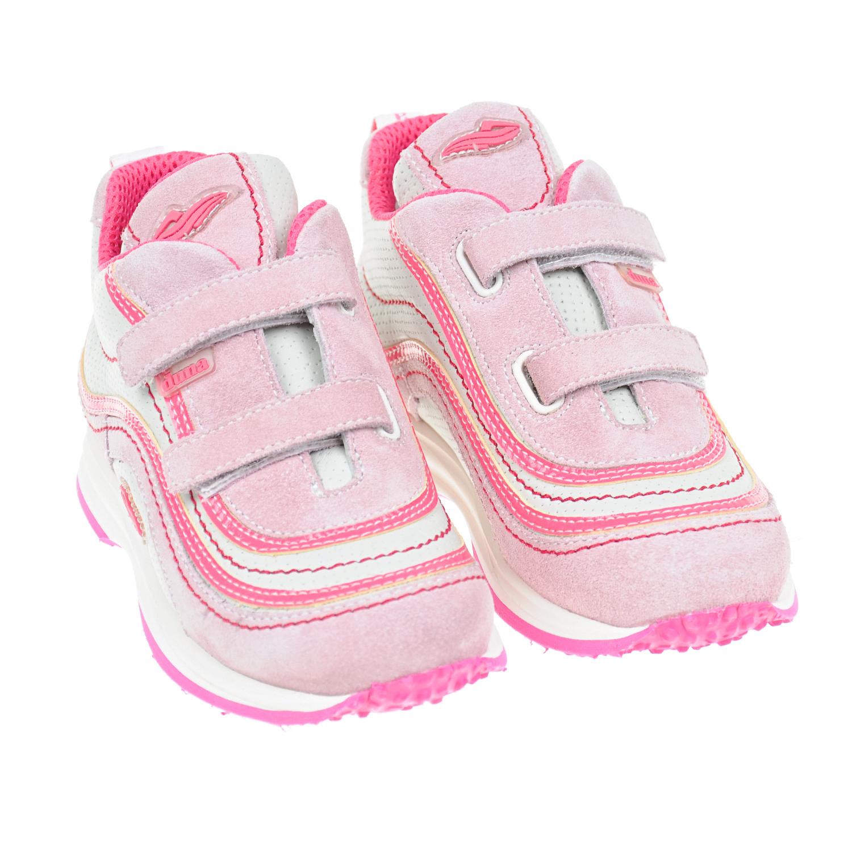Замшевые кроссовки с застежками велькроКроссовки<br><br>