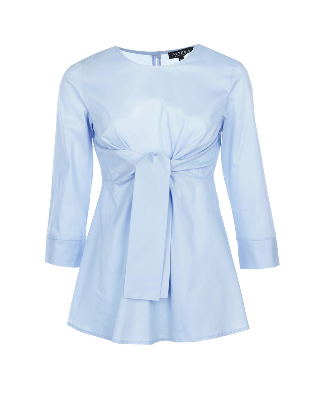 Блузон для беременных с рукавами 3/4Блузы, Рубашки<br><br>