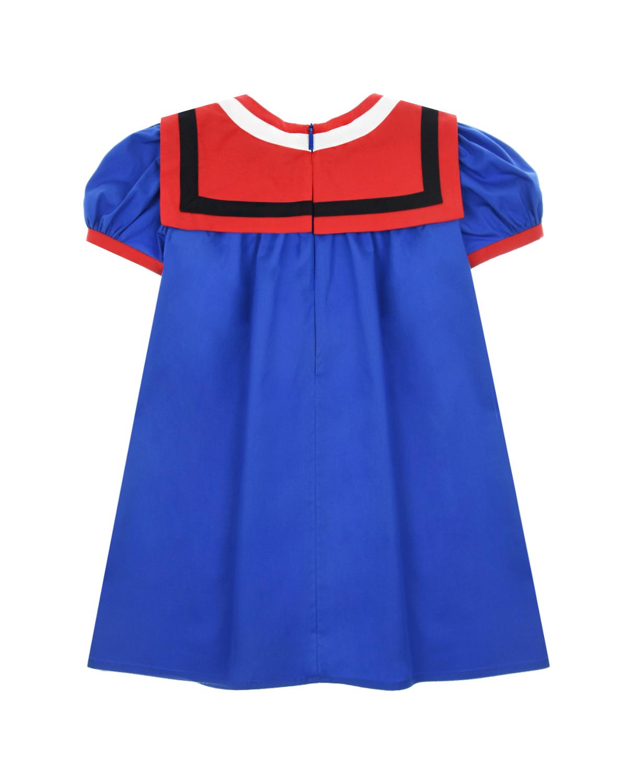 Gucci Платье Детское Синее