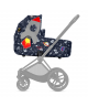 Люлька для коляски PRIAM III FE Carrycot Space Rocket by Anna K