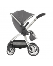 Коляска egg Stroller Anthracite & Chrome Chassis