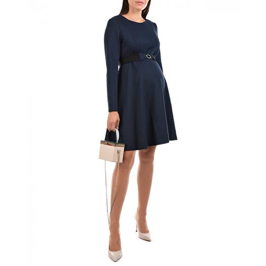Синее платье для кормления Pietro Brunelli , арт. MD0392 VIU718 0395   Фото 1