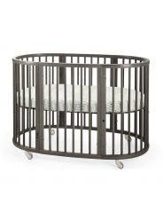 Кровать Stokke Sleepi, hazy grey