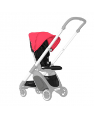 Комплект Bugaboo Ant style set BLACK-NEON RED